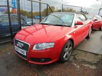 Audi A4 Cabriolet 2.0TDI 2008MY S Line