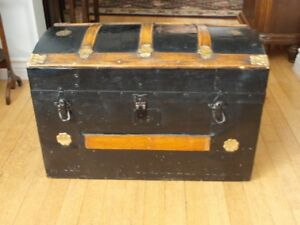 Antique Childs Trunk