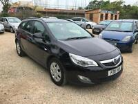 Vauxhall/Opel Astra 1.7CDTi 16v ( 110ps ) ecoFLEX Exclusive