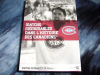 Coffret de Collection 10 DVD Des Canadiens de Montréal