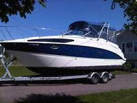 2007 Bayliner 265 with Trailer for sale