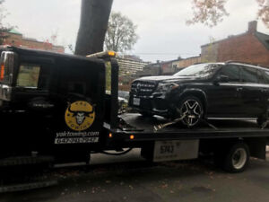 Toronto   Quick reliable service.(yak towing)
