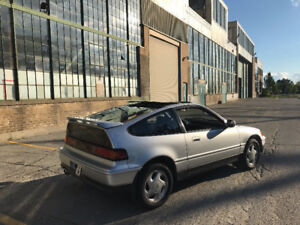 1991 Honda CRX Si Special Edition **Rare, only 250 made**