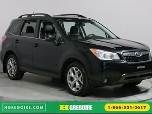 2015 Subaru Forester LIMITED W/TECH PKG TOIT CUIR MAGS