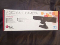 LG Smart TV Video Camera AN-VC300