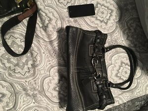 Coach bag and other purses
