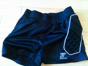 Soccer Goalie Shorts by Sells Supreme Kitchener / Waterloo Kitchener Area image 1