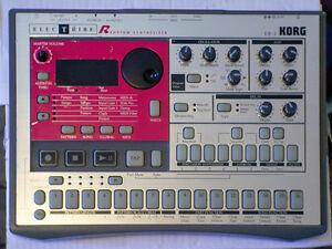 Korg Electribe ER-1 Rhythm Synthesizer drum machine