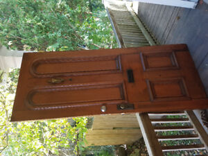 Antique Wood Door for Sale!