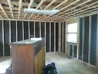 Home Renovation & Basement Finishing
