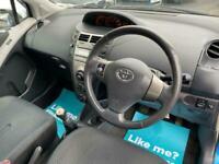 2010 Toyota Yaris 1.33 VVT-i TR 5dr Hatchback Petrol Manual