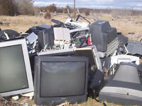 Electronics (E-Waste) Pickup FREE