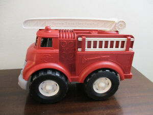 Green Toys Fire Truck - Like New