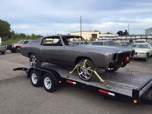 Looking for 70 Monte parts