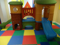 BRAND NEW STEP2 & CHILDRENS FACTORY SOFT PLAY EQUIP