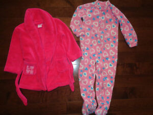 Size 2 Robe and sleeper