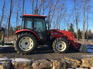 78HP 4x4 with cab and loader UNMATCHED PRICING on remaining unit