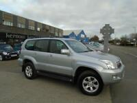 2006 (06) TOYOTA LANDCRUISER 3.0 D-4D LC4 MANUAL 6 Speed Low Mileage FSH