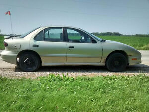 2002 Pontiac Sunfire Sedan NEW PRICE I WANT IT GONE BEFORE SNOW