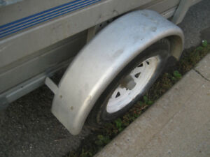 """ Wanted"" Want to buy galvanized fender and ramps for my trailer"