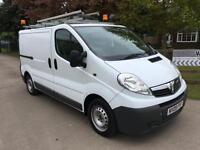 Vauxhall Vivaro / Trafic / Primastar / 2.0CDTi Van.
