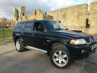 2005 Mitsubishi Shogun Sport 2.5TD Warrior **Full History - Cambelt Changed**