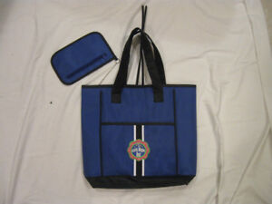 NOVELTY TOTE BAG WITH  DETACHABLE CHANGE PURSE-CHOICE OF 4
