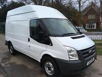 Ford Transit T350 Van / Mwb / Workshop Van.