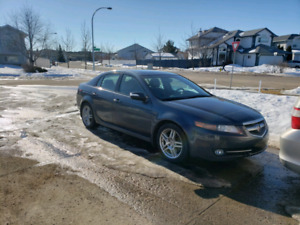 2007 Acura TL  like new  navigation private sale $ 5400 obo