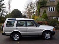 Land Rover Discovery 2.5Td5 ( 7 st ) 2000MY Td5 S (7 seat)