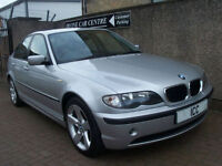 2004 BMW 316i 1.8 16V SPORT SE 4DR LOW MILEAGE ALLOYS CRUISE CLIMATE 1 YR MOT