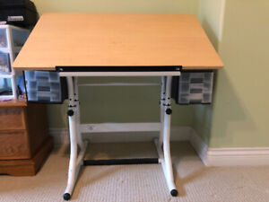 GUC ALVIN Craft/ Drawing Table
