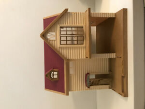 Calico Critters House
