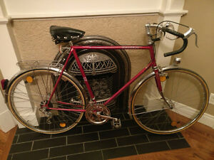 1963 Peugeot 10 speed Road Bike in NEAR-MINT CONDITION!