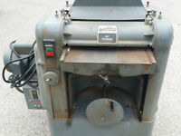 "5 HP 220V 18"" Rockwell Planer - Reduced to only $1250"