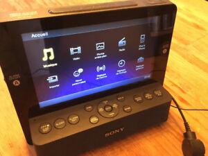 Réveil matin/haut parleur Sony Dream Machine