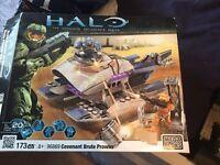 Halo Mega Bloks sets