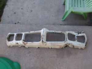 1970 GTO original front bumper Damaged!