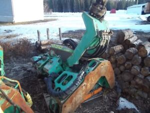 650 HD LAKO/PONSEE LOG PROCESSOR, or TRADE FOR ? OF EQUAL VALUE
