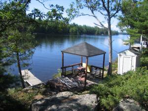 Muskoka cottage - small  Lake - Entire Season