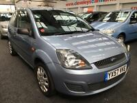 2007 FORD FIESTA 1.25 Style [Climate] From GBP2650+Retail package.