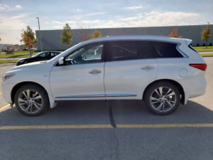 Infiniti QX60 Deluxe Touring Urgent! 7 pass - 3k cash to you