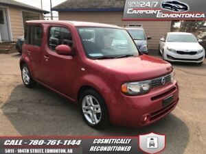 2009 Nissan cube UNIQUE AND FUN TO DRIVE...LOADED!!!  EX BC VEHI
