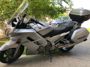 Yamaha FJR in excellent condition