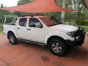 2009 Nissan Navara 4x4 d40 dual cab Elimbah Caboolture Area Preview