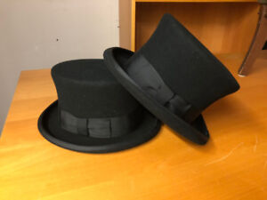 Vintage style top-hat for children ~12 yrs old