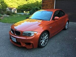 2011 BMW 1 Series M Coupe (2 door)