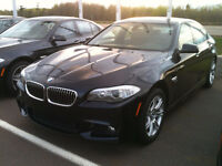 Lease Takeover - 2012 BMW 5-Series 528i xDrive M Sport