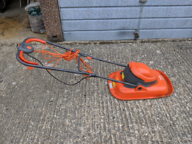 Flymo Turbo Lite 330 Electric Hover Lawnmower