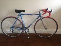 Vintage Retro Race Bike